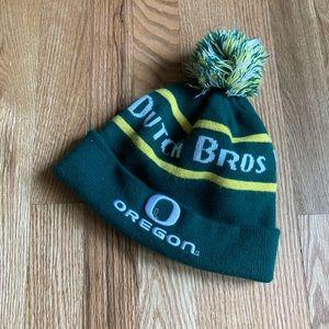 Oregon Ducks X Dutch Bros hat